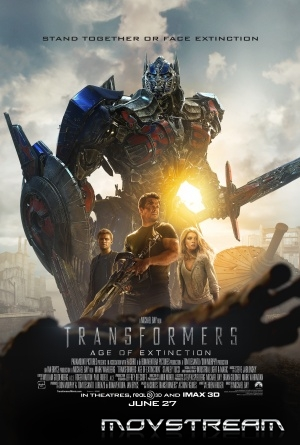 Transformers: A kihalá... (2014)