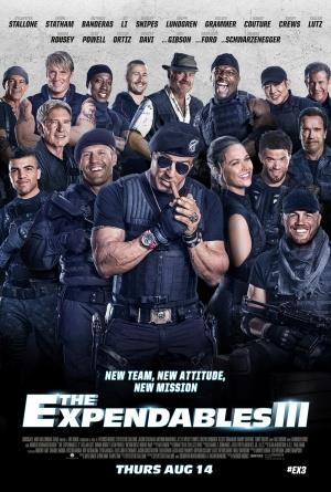 The Expendables 3. - A... (2014)