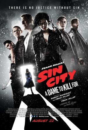 Sin City: Ölni tudnál ... (2014)