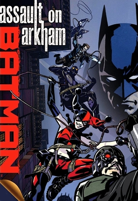 Batman: Assault on Arkham filmnézés