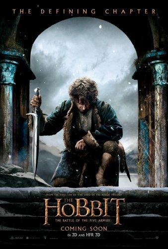 A hobbit - Az öt sereg... (2014)