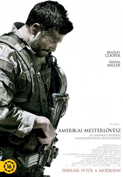 Amerikai mesterlövész (2014)