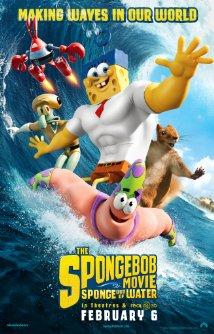 SpongyaBob: Ki a vízbő... (2015)
