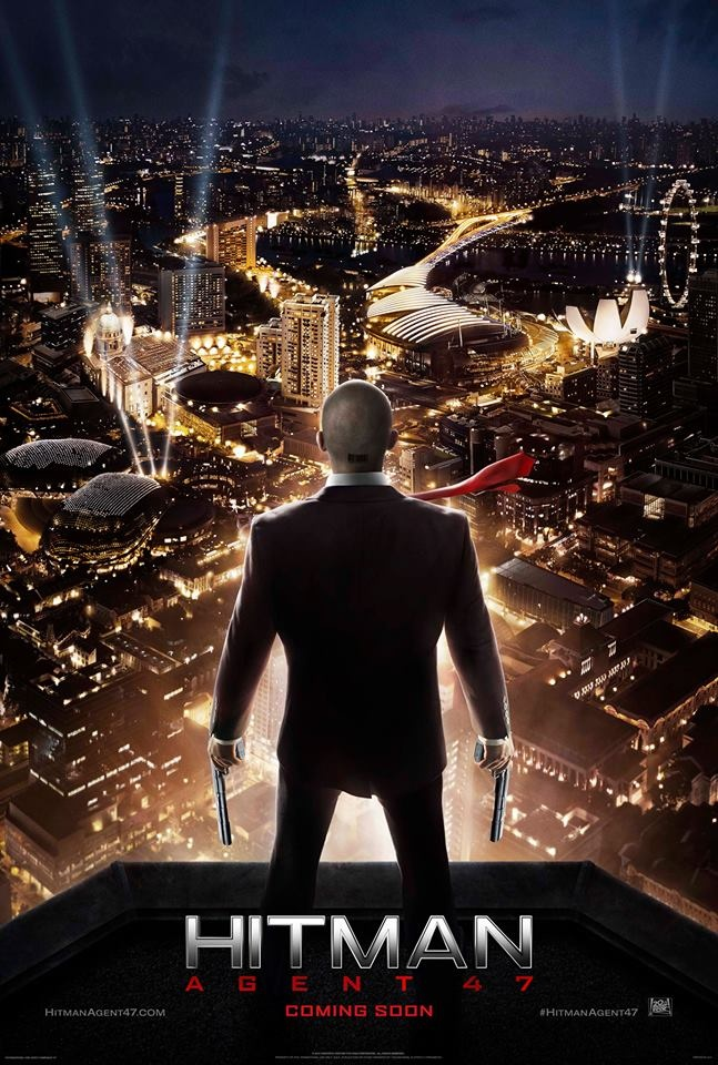 Hitman: A 47-es ügynök (2015)