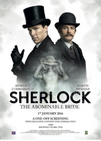 Sherlock - The Abominable Bride filmnézés