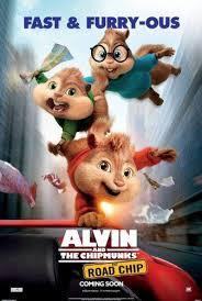 Alvin és a mókusok - A... (2015)
