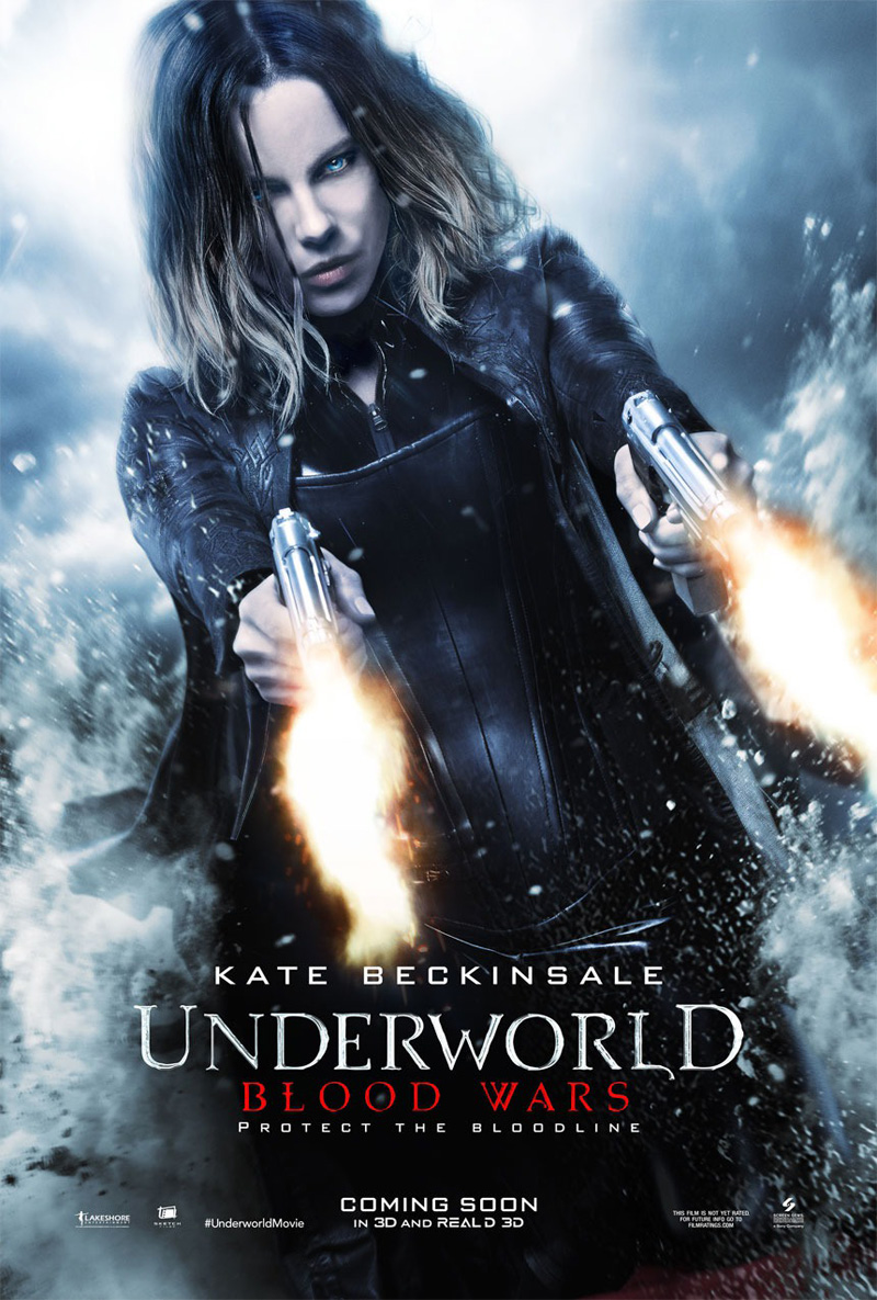 Underworld: Vérözön (2016)