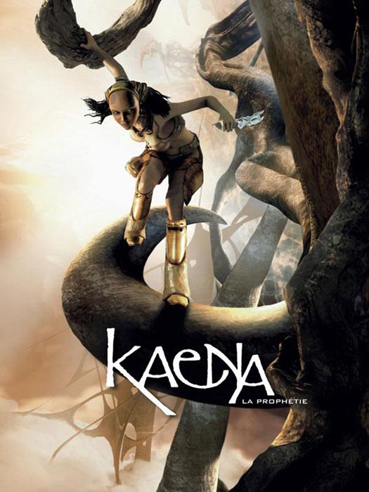 Kaena – A prófécia (Kaena: La prophétie, 2003)